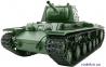 Танк Heng Long КВ 1 с пневмопушкой и дымом (HL3878-1) 3