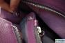 Кожаная сумка с принтом Amiris 61614 0