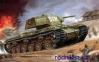 Танк Heng Long КВ 1 с пневмопушкой и дымом (HL3878-1) 8