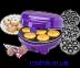 Аппарат для выпечки 3 в 1 CLATRONIC DMC 3533 Lilac  0