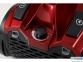 Пылесос с контейнером Ariete 2200 Вт Red 5