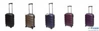 Средний чемодан пластиковый Fly Evolution (Польша) 0