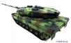 Танк Heng Long 1:16 Leopard II A6 с пневмопушкой и дымом (HL3889-1) 6