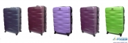 Мини чемодан пластиковый Fly Evolution (Польша) 0