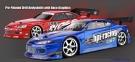 Гоночный авто Nissan 350z Himoto DRIFT TC HI4123 для дрифта 8