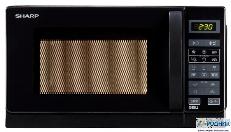Микроволновая печь SHARP R642BKW