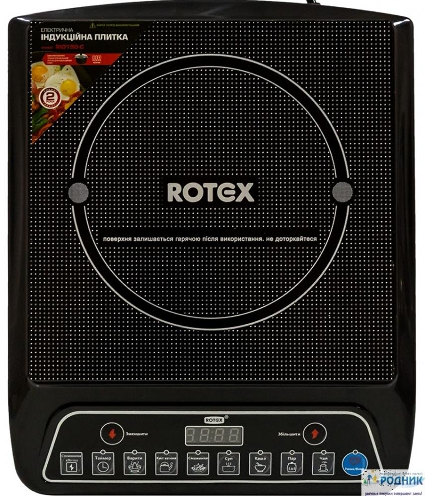 Индукционная плита Rotex R90