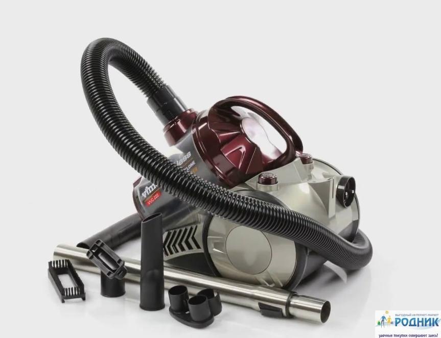 Пылесос с контейнером Vimar 2200W / 4L