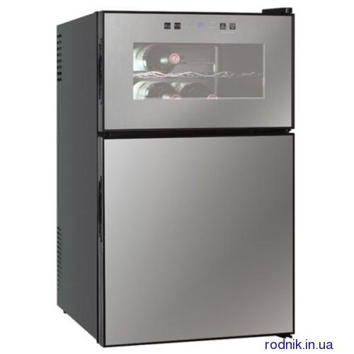 Маленький холодильник (мини бар) Hilton 69 л