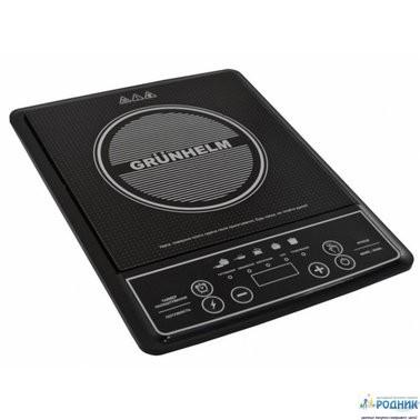 Индукционная настольная плита GRUNHELM 2200W