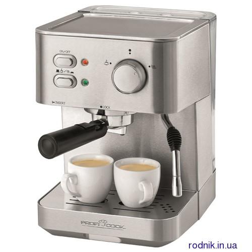 Кофеварка эспрессо Profi Cook 1050 Вт (Германия)