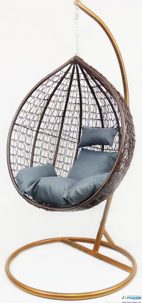 Подвесное кресло качалка COCON
