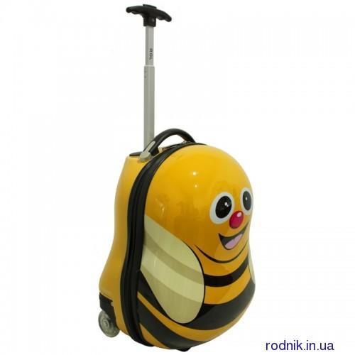 Детский чемодан сумка ROGAL пчёлка