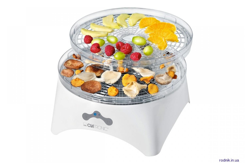 Сушилка для фруктов и овощей Clatronic DR 3525