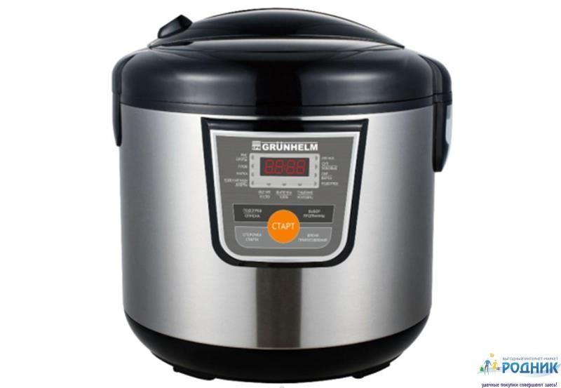 Мультиварка Grunhelm 4 литра