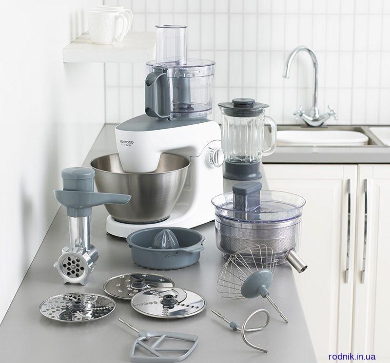 Кухонный комбайн Kenwood KHH 326 WH MultiOne
