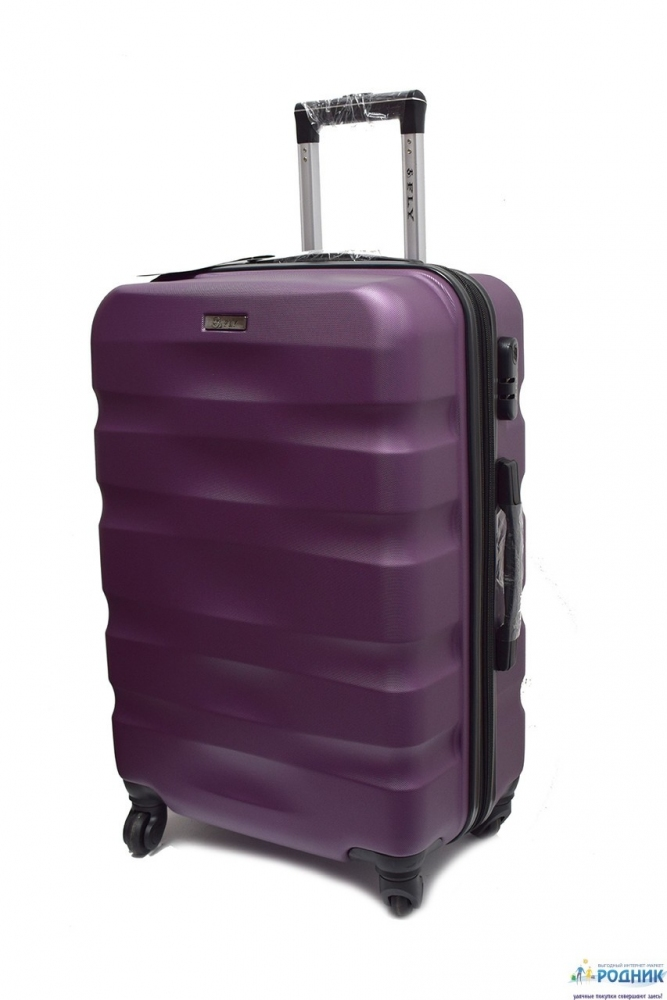 Мини чемодан пластиковый Fly Evolution (Польша)