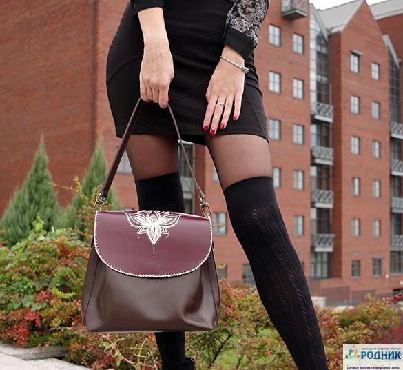 Женская сумка Amiris 50117 натур кожа
