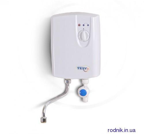 Проточный водонагреватель TESY IWH 05 Z01 с душевой стойкой