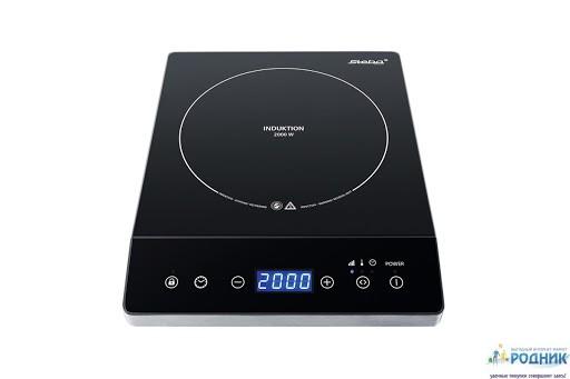 Плита индукционная STEBA 2000 Вт в металле