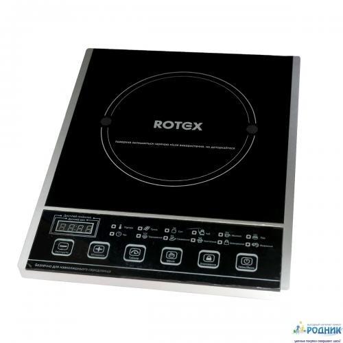 Суперкрепкая плита индукционная Rotex R20-2000W