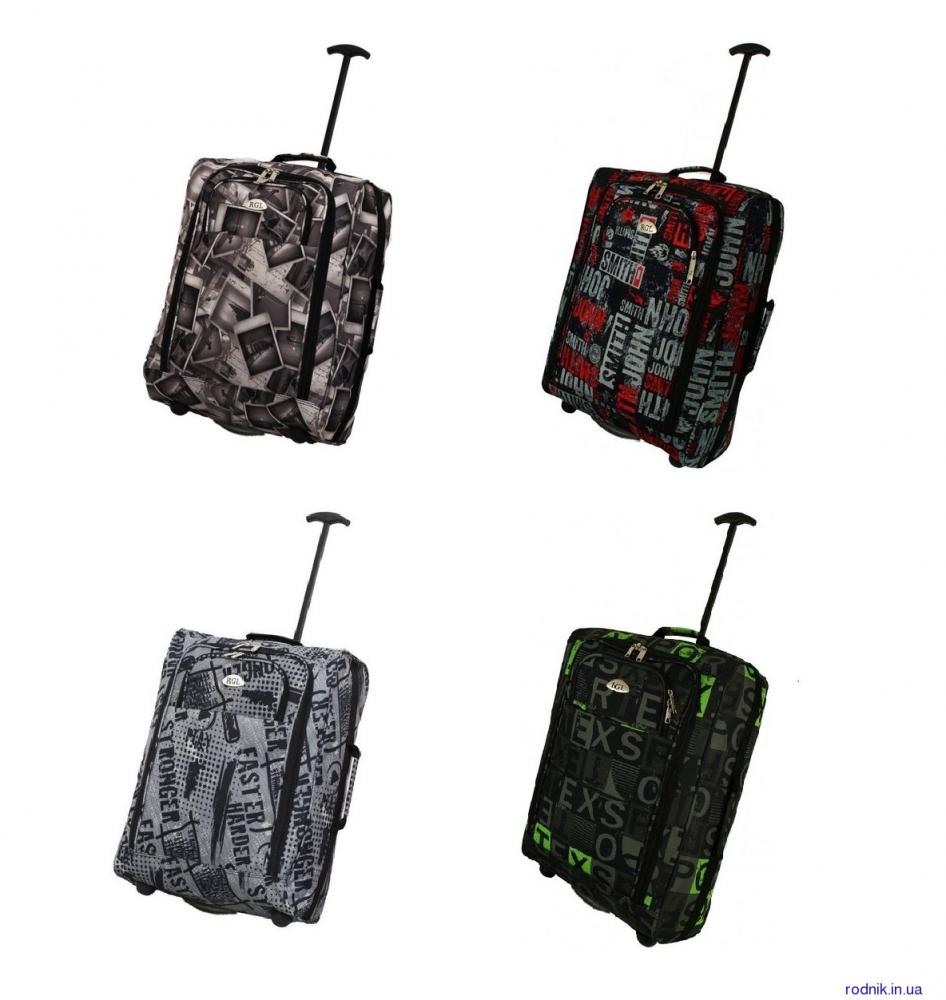 Рюкзак-чемодан на колёсах Rogal 0208