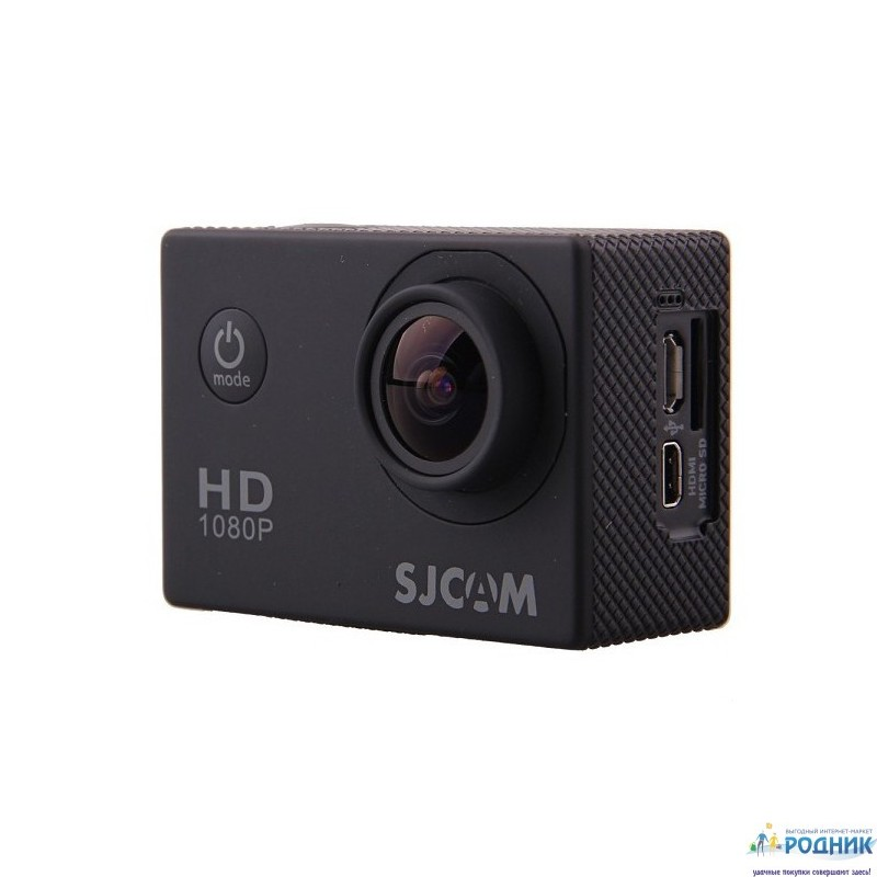 Экшн-камера SJCAM SJ4000/SJ4000 Wi-Fi