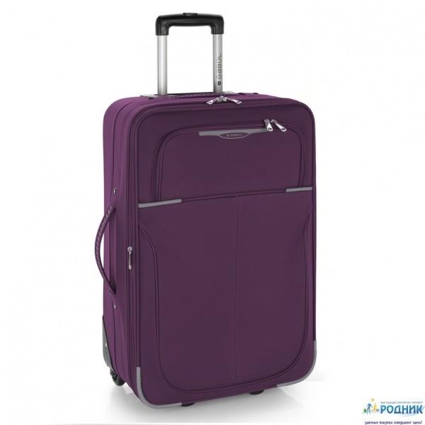 Средний чемодан Gabol Malasia (Фиолетовый)