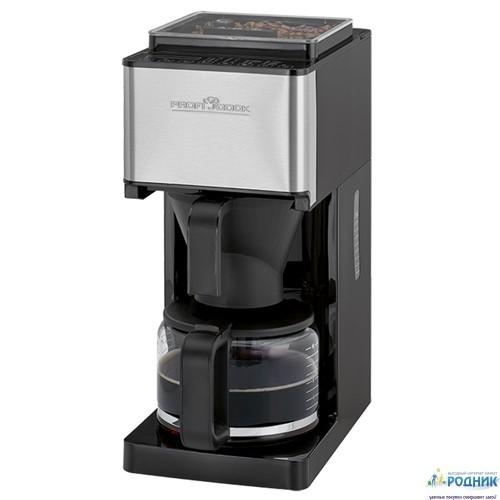 Кофеварка эспрессо PROFICOOK 900 Вт (Германия)