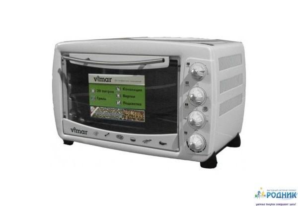Электрическая печь Vimar VEO 3922 W + шашлычница