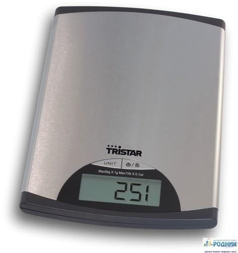 Весы кухонные TRISTAR KW-2435