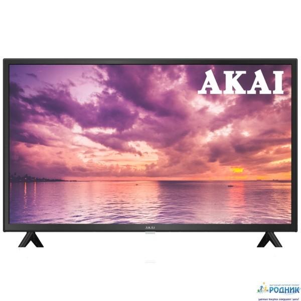 Телевизор 32 дюйма AKAI с тюнером T2