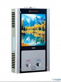 Газовая колонка Savanna 10 л LCD с пейзажем GK