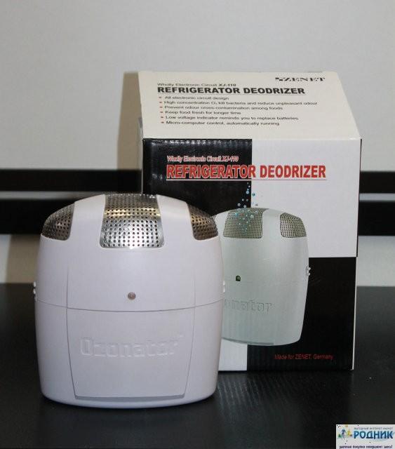 Очиститель воздуха для холодильной камеры Zenet XJ-110