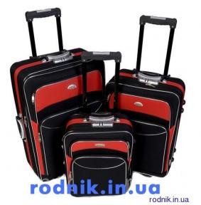 Набор чемоданов Deli 801 3 в 1