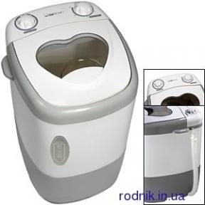 Мини стиральная машина HILTON MWA 3101