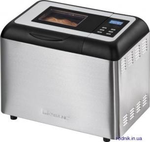 Хлебопечь металлическая Clatronic на 1000 г (Германия)