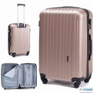 Пластиковый чемодан Wins Secret 2018 средний