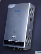 Газовая колонка DION 10 LCD (серебро)