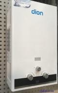 Дымоходная газовая колонка DION 10 премиум АТ