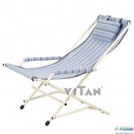 Кресло-качалка VITAN d20 мм (текстилен)