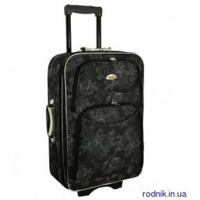 Чемодан-сумка Rogal Travel (большой) с рисунком