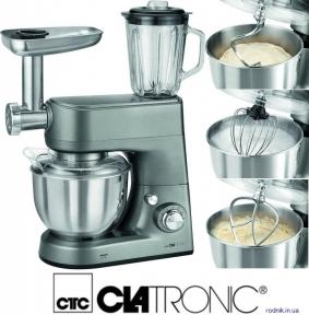 Высокопроизводительный кухонный комбайн CLATRONIC KM 3648