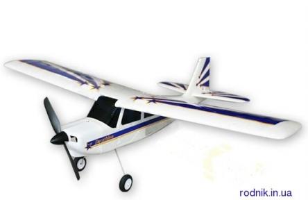 Радиоуправляемая модель самолета VolantexRC Decathlon RTF
