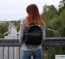 Женская сумка-рюкзак Amiris 11200 кожа