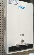 Дымоходная газовая колонка DION 8 л/мин