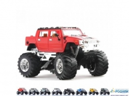 Джип Great Wall Toys 1:43 Hummer GWT2008D