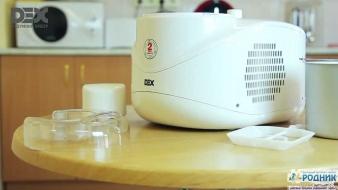 Автоматическая мороженица DEX DICM-100
