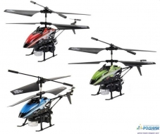 Вертолёт на р/у WL Toys BUBBLE WL-V757 (мыльные пузыри)