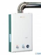 Турбированная газовая колонка Savanna 10л LCD